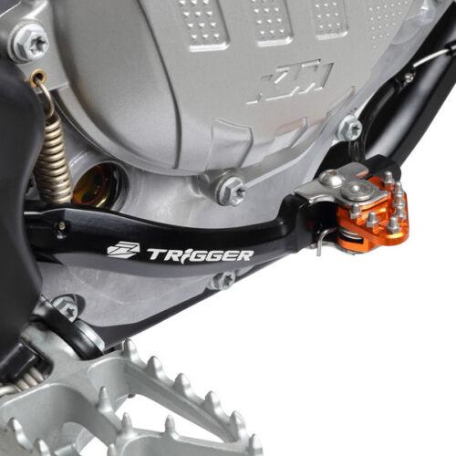 Zeta Rear Brake Lever Pedal Yamaha YZ450FX YZ450F WR450F YZ WR 450F 450 F FX