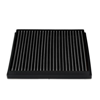 Fit 03-18 Honda Accord//Civic Acura TSX//TLX Drop-In Panel Cabin Air Filter Black