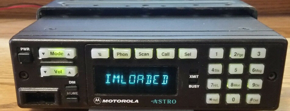 MOTOROLA ASTRO SPECTRA and ASTRO SPECTRA PLUS REFURBISH SERVICE. Available Now for 125.00