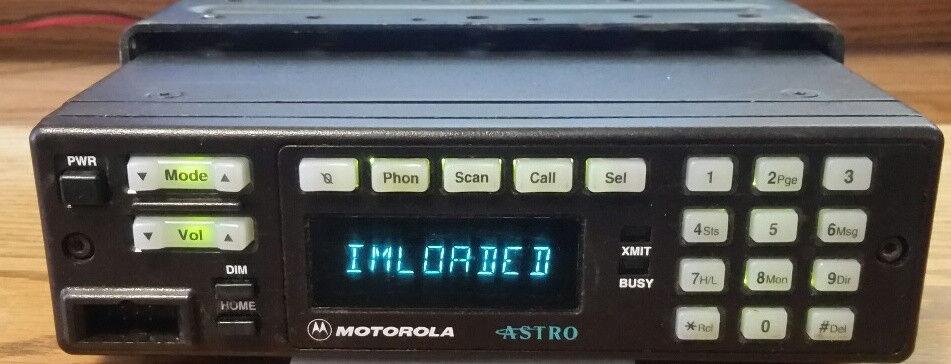 MOTOROLA ASTRO SPECTRA and ASTRO SPECTRA PLUS REFURBISH SERVICE. Buy it now for 125.00