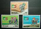 1967 Italia Repubblica Ciclismo Sassone 1045-1047 3 valori MNH**