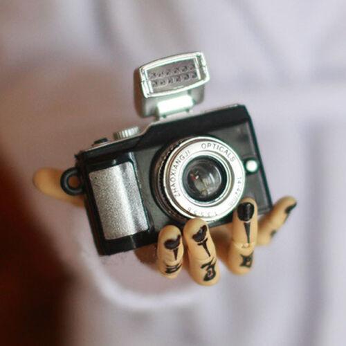PF Black Camera 1//3 1//4 1//6 SD MSD AOD BJD Dollfie Accessories