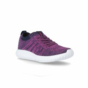 Trespass-Womens-Gym-Running-Trainers-Memory-Foam-Walking-Shoes-Alexis