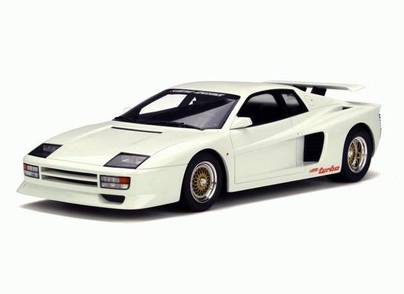 Ferrari TeEstrellaossa TeEstrellaossa TeEstrellaossa Koenig Twin Turbo blancoo 1 18 por GT Spirit para Kyosho KJ012  Ahorre 60% de descuento y envío rápido a todo el mundo.