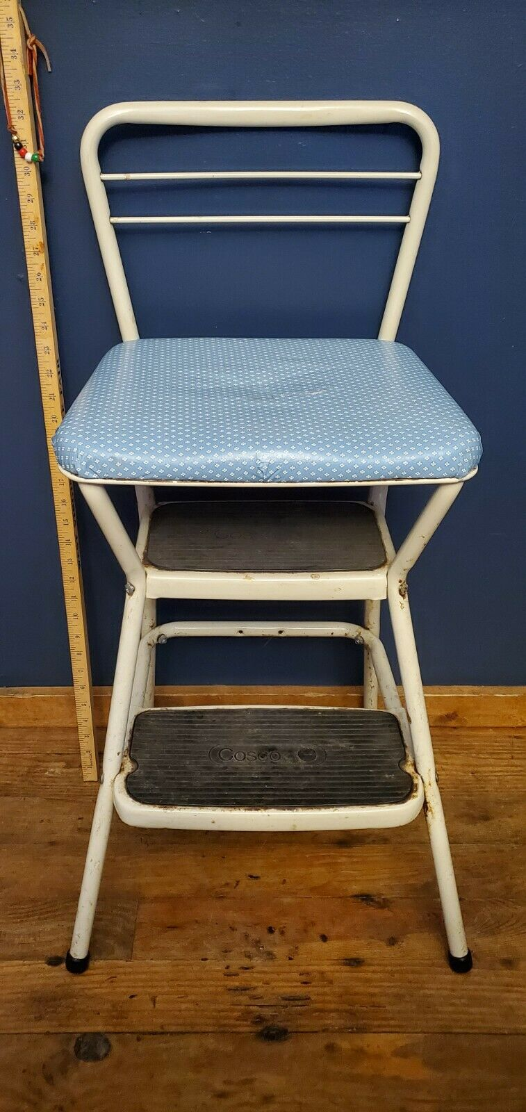 Cosco 11 130wht Chair Step Stool White For Sale Online Ebay