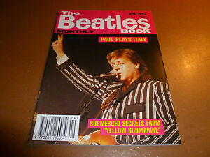 THE-BEATLES-BOOK-MONTHLY-Magazine-No-204-April-1993