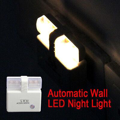 Nightlight Energy Saving Light Control Automatic Wall LED Night Light Lamp