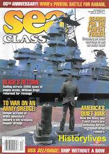 Sea Classics Dec.03 Frigate Rabaul Drug Runners USS Selfridge Bark Pamir Bounty