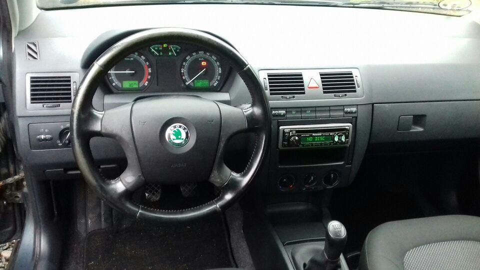 Skoda Fabia, 1,9 TDi Comfort Combi, Diesel