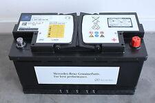 ORIGINAL MERCEDES AUTOBATTERIE STARTER 92AH 95AH 850A NEU A0019828208 VARTA AGM