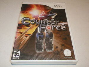 Counter-Force-Nintendo-Wii-Game-New