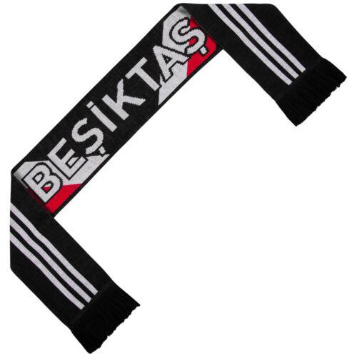 Besiktas Istanbul adidas Fußball Fanschal Scarf Club Fan Schal BJK AB9627 neu