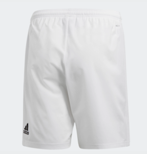 Details about adidas Men's Climalite 3 Stripes Condivo 18 Soccer Shorts CF0710 White~Sizes