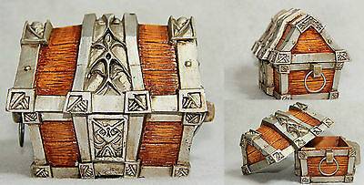 "WOW WORLD OF WARCRAFT originality ""Treasure chest"" New IN Box Gift"