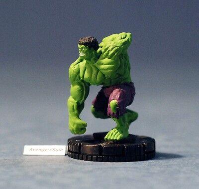 Marvel Heroclix Galactic Guardians 027 Hulk Rare