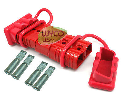 50 amp for WARN ATV Winches 3500 lb and under Warn 22681 Quick Connector Set