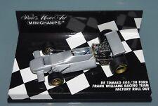 Rare Minichamps DeTomaso 505 Ford Powered Frank Williams Racing 1//43