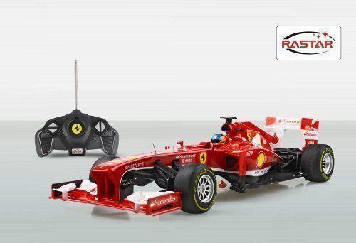 1 18 Ferrari F138 Radio Remote Control Formula One F1 Racing Toy Car R C New