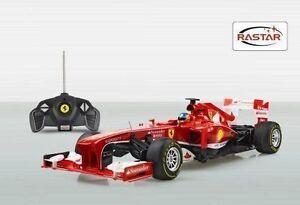 1:18 Ferrari F138 Radio Remote Control Formula One F1 Racing Toy Car R//C New