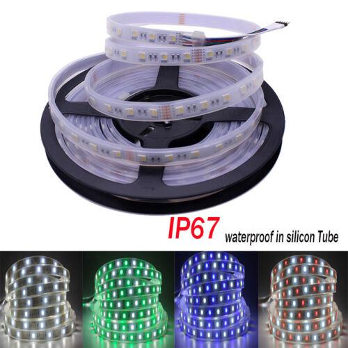 4 in 1 RGBW LED strip 5050 60LED//m DC12V RGB+white //RGB+warm white 5M//lot