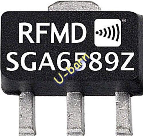 SIRENZA SGA-6589 SOT-89 DC4000 MHz Silicon Germanium HBT cas