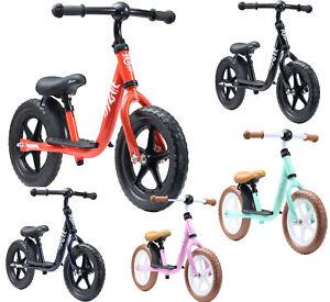 Kinder Laufrad Lauflernrad Fahrrad Roller 12 Zoll ab 3-4 Jahren Höhenverstellb