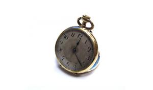 585-Gold-Damentaschenuhr-um-1900