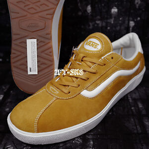 d51e7a60d7 VANS WALLY 3 MINERAL YELLOW TRUE WHITE MEN S SIZE 12 SKATE SHOES ...