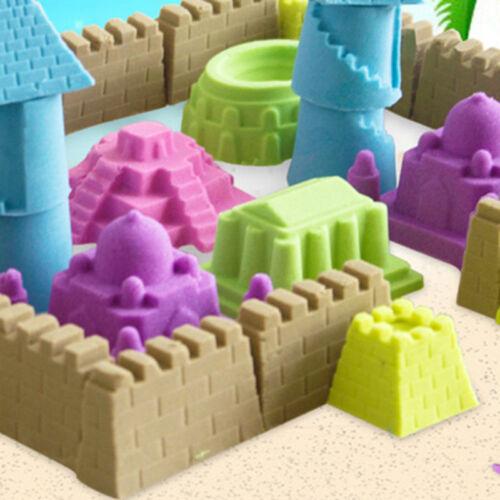 DIY Farbsand Knetmasse Kinderknete Ton Schlamm 3D Farbraum Ungiftig 50g