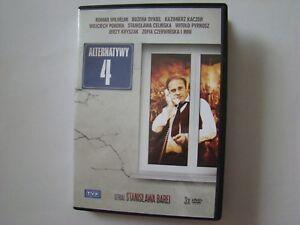 DVD - ALTERNATYWY 4 - Olesnica Slaska, Polska - DVD - ALTERNATYWY 4 - Olesnica Slaska, Polska