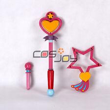 Magical Angel Creamy Mami Set PVC Cosplay Props