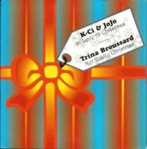 K-Ci & JoJo: In Love At Christmas & Trina Broussard: Not Really PROMO MUSIC CD   eBay