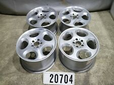 4 orig.Brabus Monoblock IV Mercedes W169 Viano Vito Alufelgen 8,5Jx18 ET55#20704