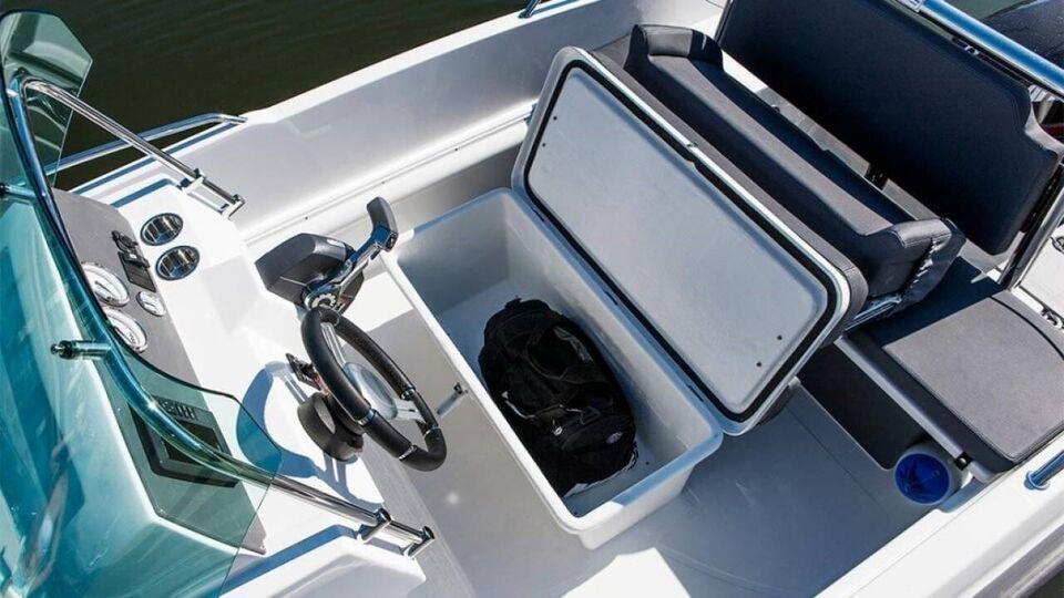 Sting 485 S, Motorbåd, fod 16