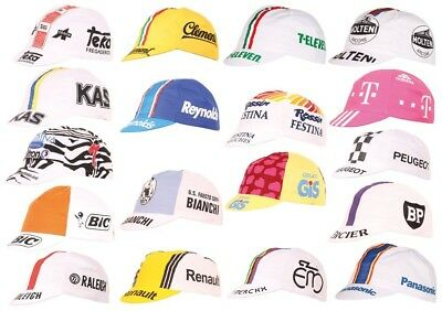 Cycling cap Rennrad Mütze Vintage Retro Fixed Singlespeed