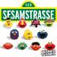 SESAMSTRASSE-Pins-Pin-Croc-Crocs-jibbitz-Kruemelmonster-Clogs-Scrapbooking-Disney Indexbild 1