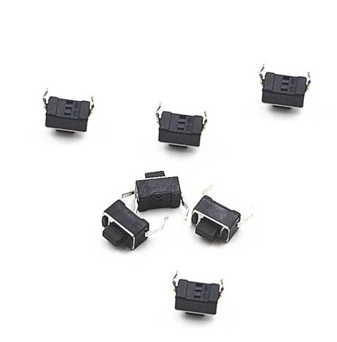 30pcs Momentary Tactile Tact Touch Push Button Switch DIP Mount 3x6x5mm NEW
