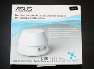 ASUS XONAR U1 DRIVER DOWNLOAD