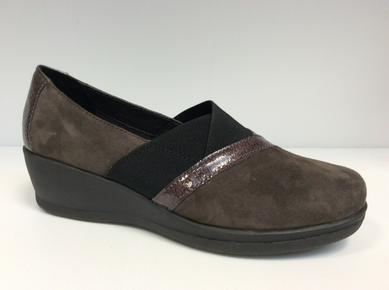 Grunland chaussure SC2328 suede taupe hizammohemed comfortable aut inv