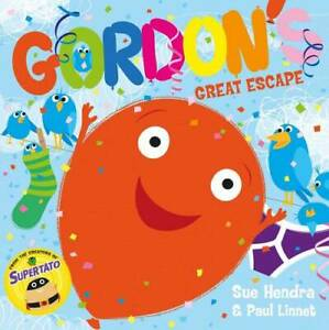 Gordon-039-s-Great-Escape-Linnet-Paul-Hendra-Sue-New