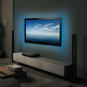 1900mm-Remote-Colour-Changing-RGB-LED-Strip-Back-Light-TV-PC-USB-Mood-Lighting