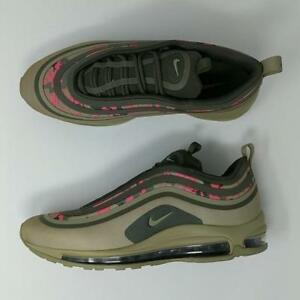 e6b7058b9d119 Nike Air Max 97 Ultra '17 C Pink Camo Green Olive Beige Black Stucco ...