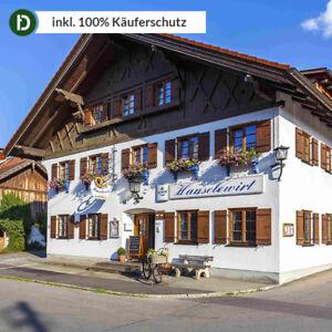 4 jours de congé dans SCHWANGAU en Allgäu à l'hôtel hanselewirt avec petit déjeuner  </span>