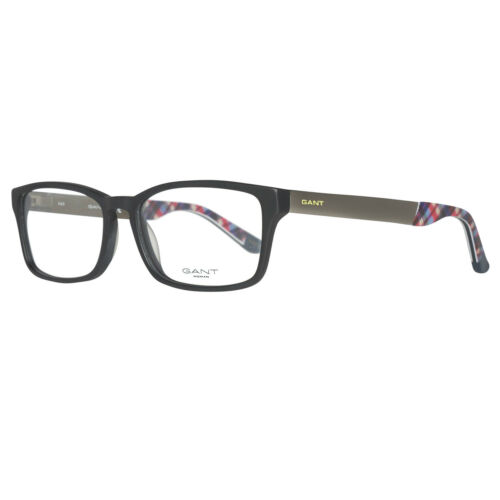 Gant Brille Herren Schwarz
