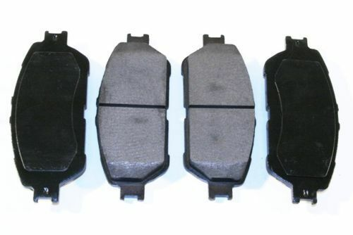 SET OF BRAKE PAD BLACK FRONT MD990 FOR PRIUS 09 NEW