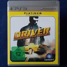 PS3 - Playstation ► Driver - San Francisco ◄ TOP