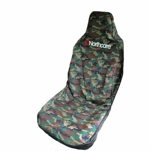 BNIB NORTHCORE WATERPROOF SEAT COVER CAMO