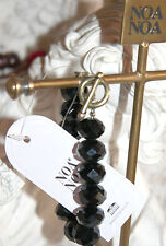 Noa Noa New Perlen Armband Maggiore Jewellery Black  Neu