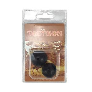 Tourbon-Hunting-Gun-Rifle-Bolt-Knobs-2-Sizes-Packs-Rubber-Ball-Tactical-Non-Slip