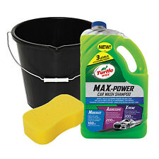 Turtle Wax Grime Warrior Car Cleaning Sponge 2pk